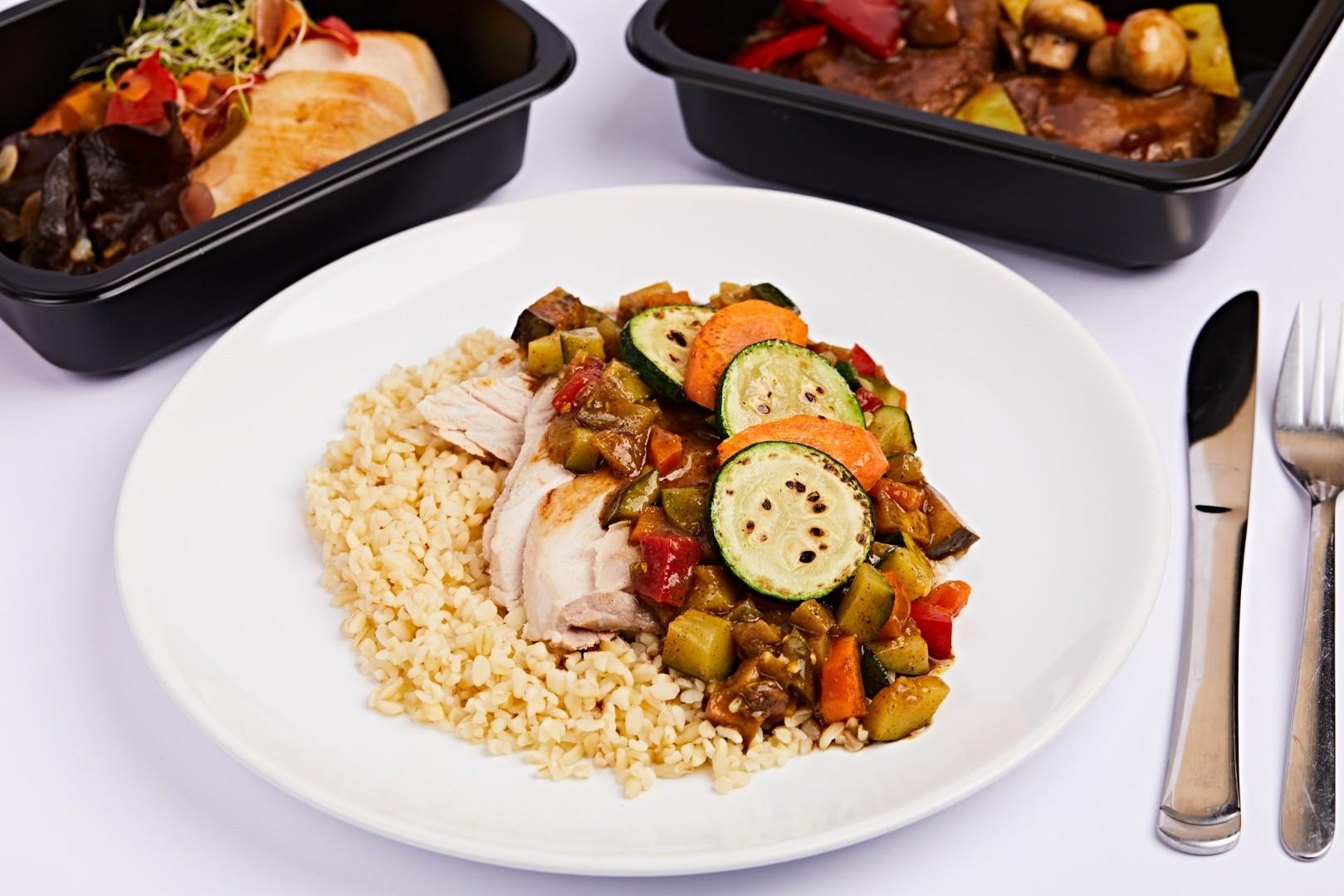Béres Alexandra - Ételrendelés – Étlap – Házhozszállítás – Egészséges ételek